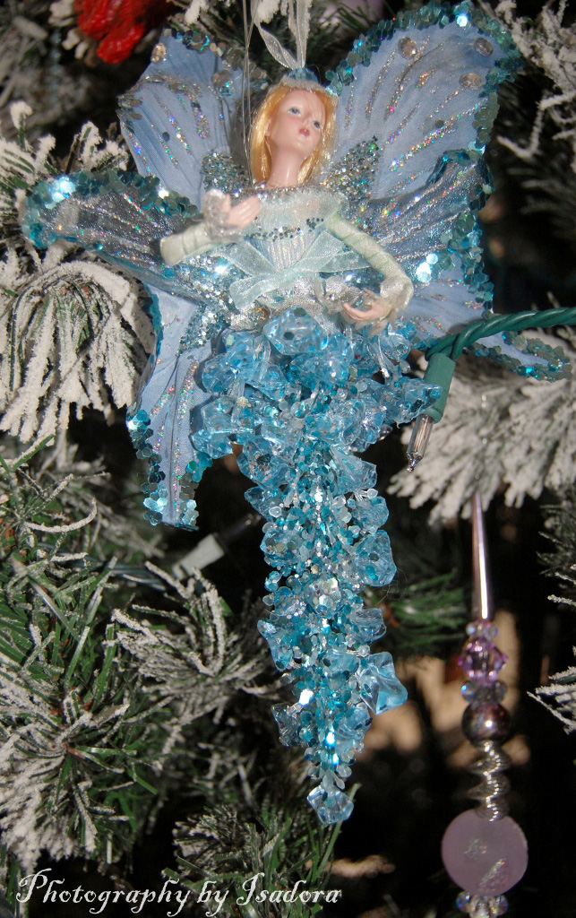 Blue Glass Angel Ornament (643x1024) seb-si