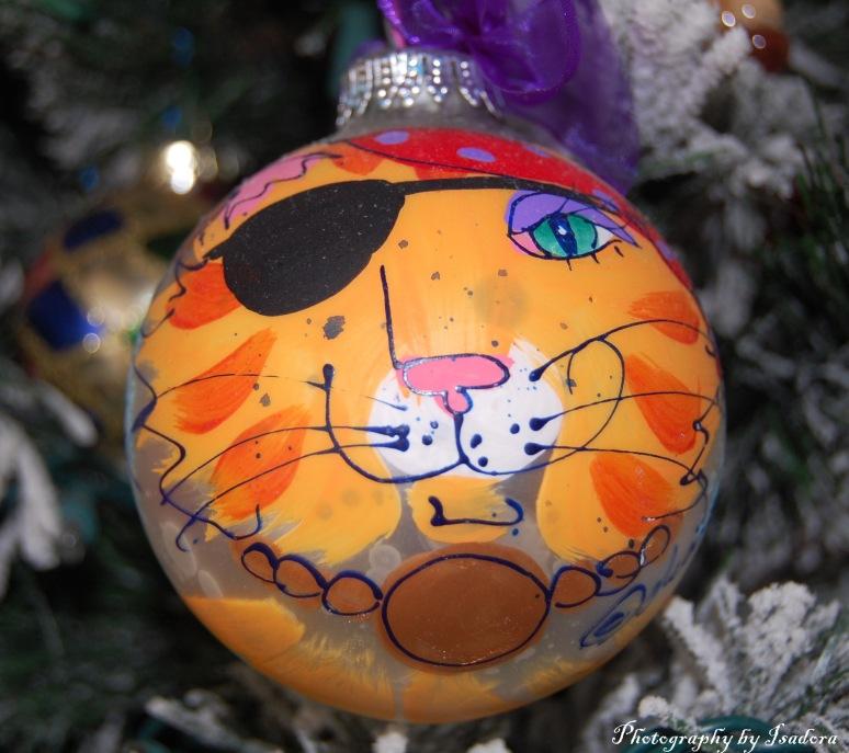 Pirate Ornament web-si