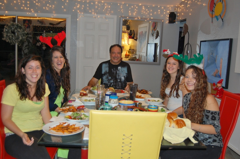 Dinner Table - the Gang (2)
