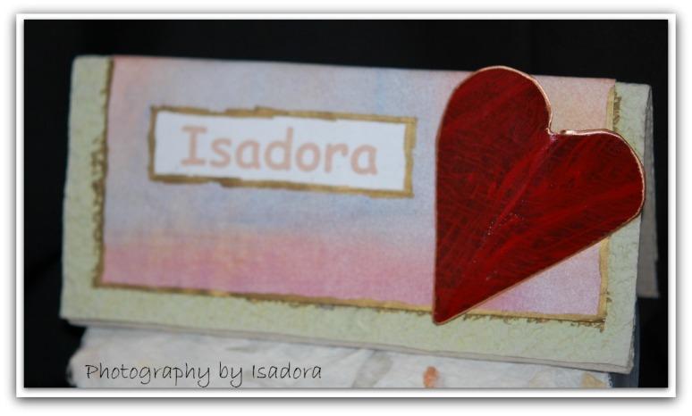 Heart - Isadora web