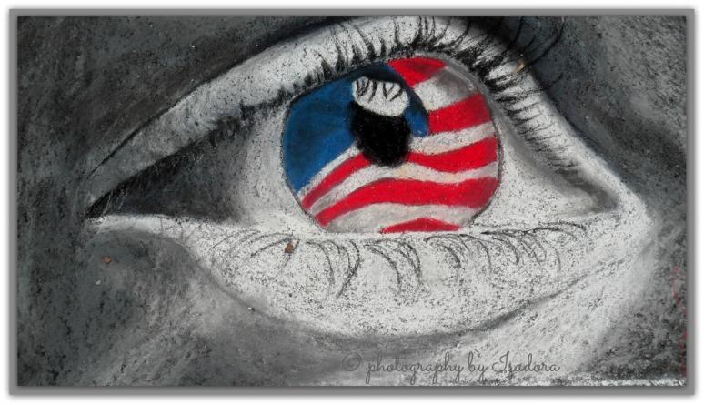 Eye - American Flag.web