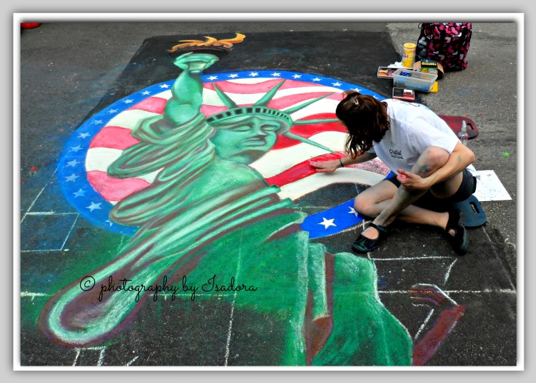 Street Ar - Statue of Liberty.web