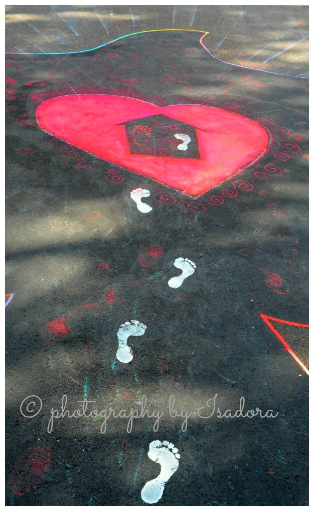 Street ARt - Big Red Heart 2.web