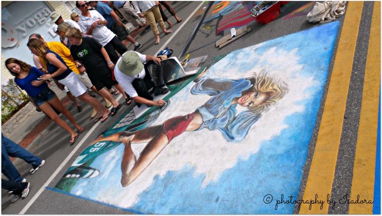 Street Art - glamour girl.web