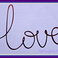 Alphabet Love Letters