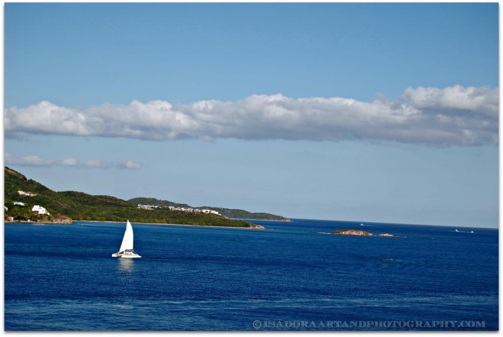 Ocean - white sailbaot 2.web