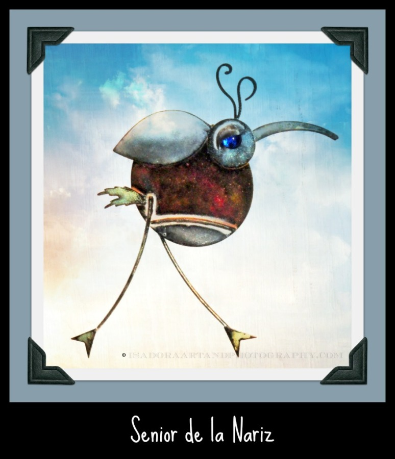 Bird - Sneior de la Nariz.web