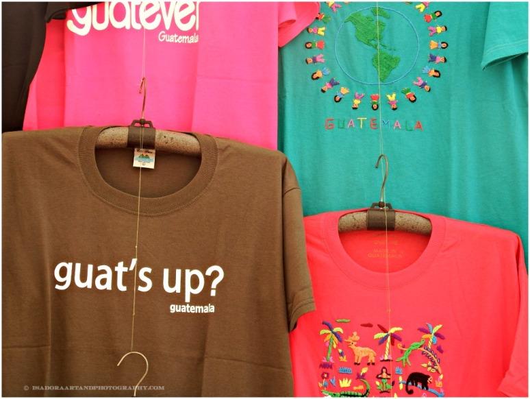 T shirts Guatemala 2.web