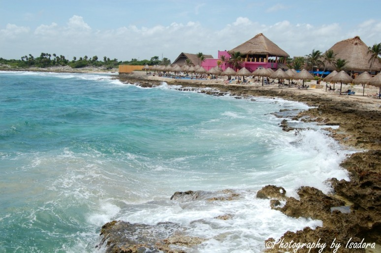 Costa Maya - Beach with shoreline.web