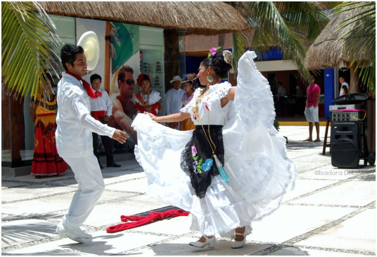 Mexican Dancers 2 Nowegian Epic August, 2010.web