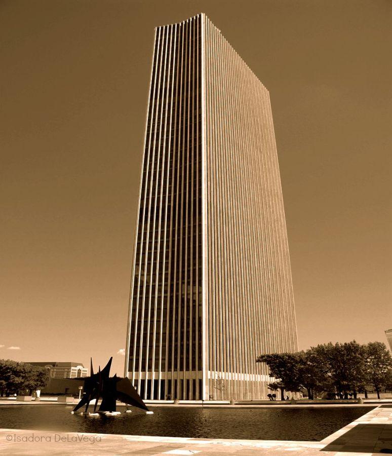 Albany Building Mono 1024.web