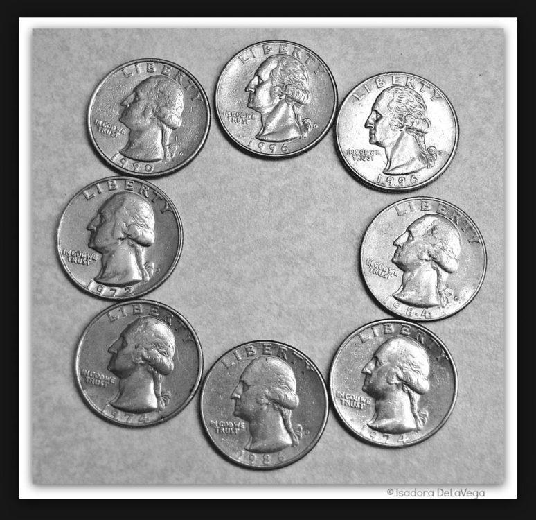 Silver One Quarter - 2