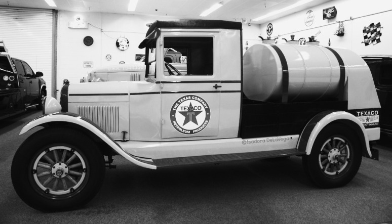 Car Texaco Truck.web