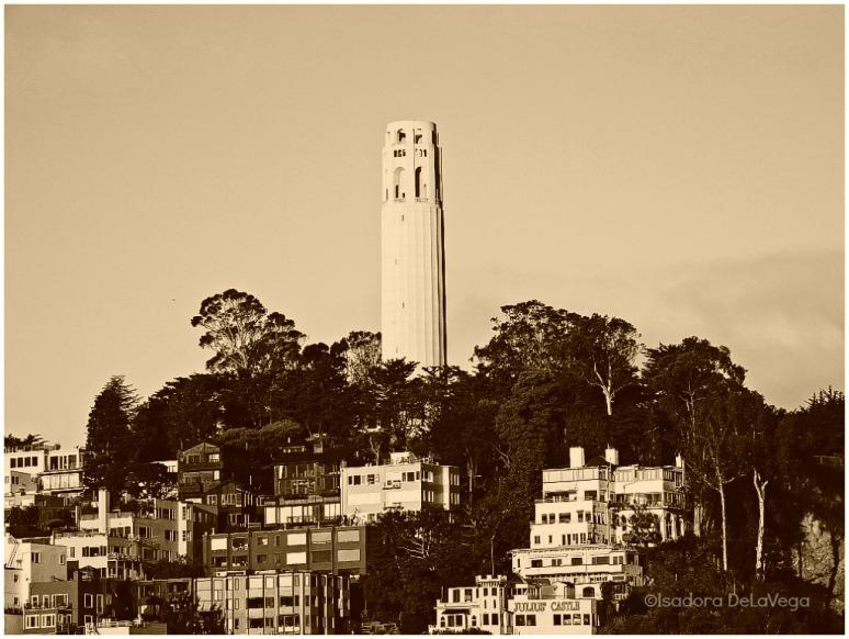 San Francisco Bok Tower Sepia.web