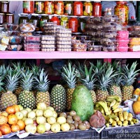 Typical Costa Rican Market