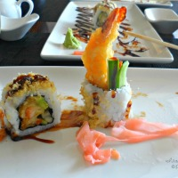 Wordless Wednesday - Sushi