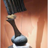 Odd Sculpture - A Bit Tipsy