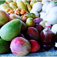 Wordless Wednesday - Summer Fruit